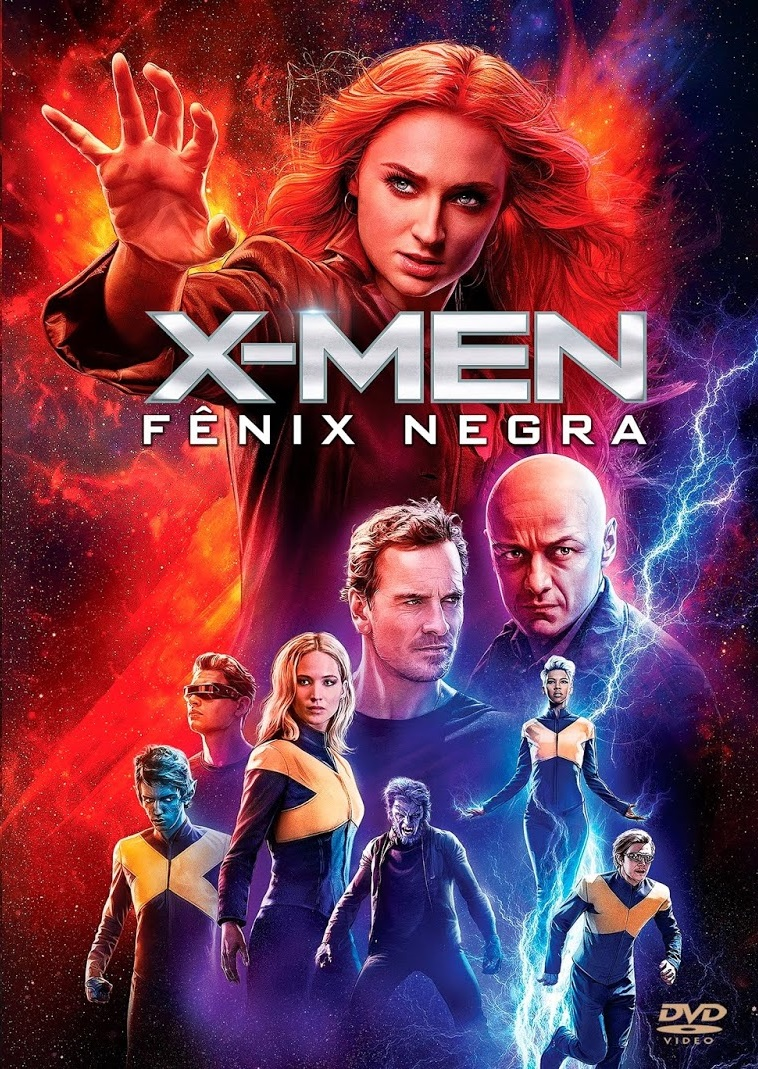 X-MEN FENIX NEGRA