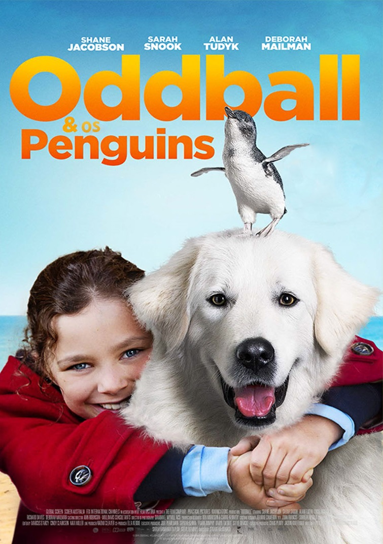 ODDBALL E OS PINGUINS