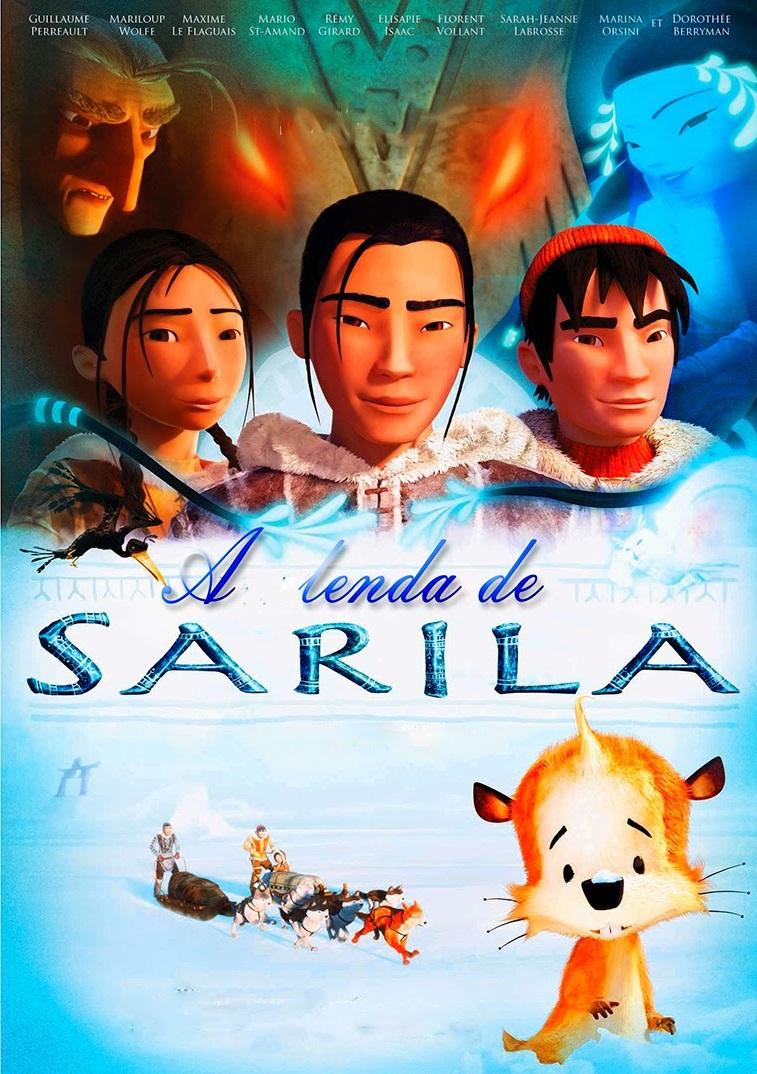 A LENDA DE SARILA